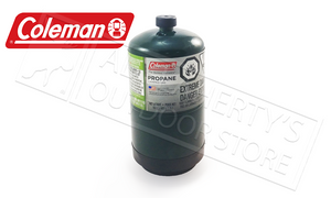 Coleman Disposable Propane Cannister 16 oz.