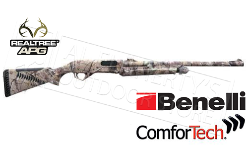 Benelli Super Nova Rifled Shotgun with Comfortech, 12 Gauge #20144