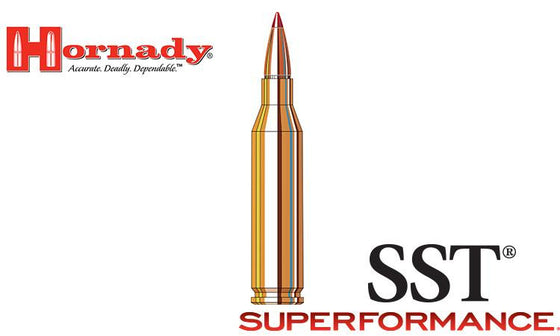 <b>(Store Pickup Only)</b><br>Hornady Superformance SST .243 WIN, 95 Grain, Box of 20 #80463