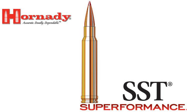 <b>(Store Pickup Only)</b><br>Hornady Superformance SST 338 WIN MAG, 200 Grain, Box of 20 #82223