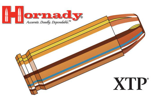 Hornady 10mm XTP, JHP 180 Grain Box of 20 #9126