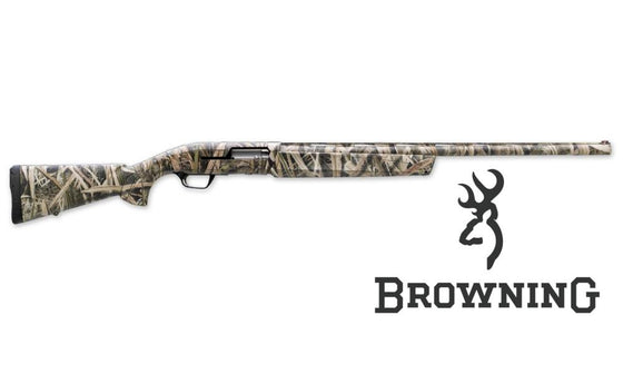 "Browning Shotgun Maxus Shadow Grass 12 Gauge 3"" Chamber, #011645304"
