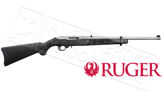 Ruger 10/22 Stainless Synthetic RBPBTC #1256