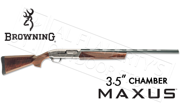 "Browning Maxus Hunter 12 Gauge, 3.5"" Chamber #011608204"