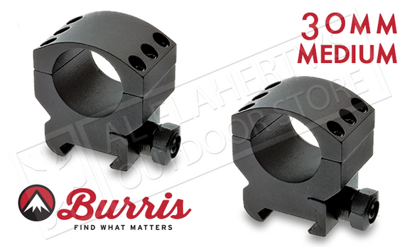 Burris Scope Rings XTR Medium 30mm 420162