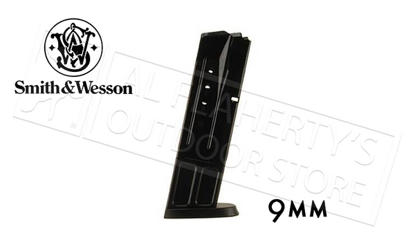 Smith & Wesson MP9 10-Round 9mm Magazine #19442000