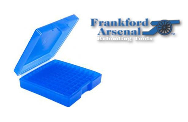 Frankford Arsenal 501 Ammo Box 9mm 114596