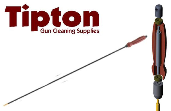 Tipton Deluxe Carbon Fiber Cleaning Rod 720747R