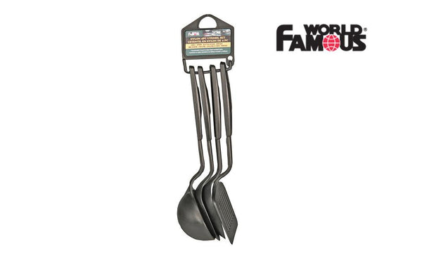 WFS Nylon Utensil Set #118