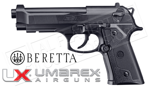 Umarex Air Pistol Beretta Elite II #2253003 .177 BB