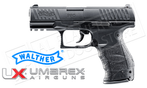 Umarex Air Pistol #2256010 Walther PPQ .177 Pellet or BB 360FPS