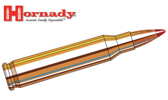 <b>(Store Pickup only)</b><br>Hornady 223 REM, Superformance Varmint, 53 Grain V-Max, 20 Round Box #8025