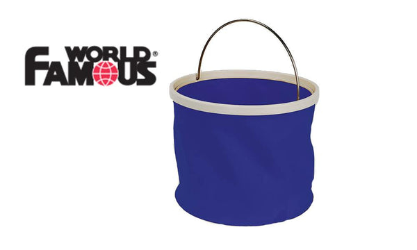 World Famous 11 Litre Folding Water Bucket #2246