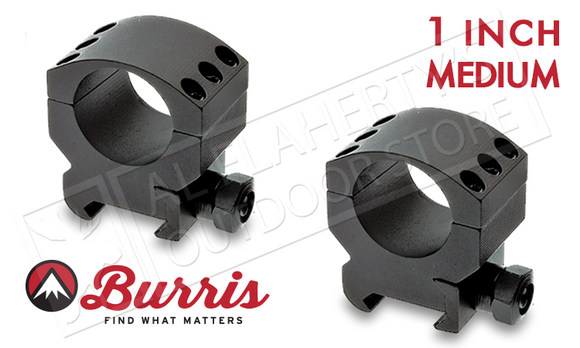 Burris Scope Rings XTR Medium 420181
