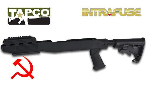 TAPCO SKS Intrafuse Stock System, Railed STK66169