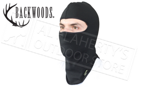 Backwoods Black Balaclava #LAVA-B