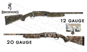 Browning BPS Rifled Deer Hunter Shotgun
