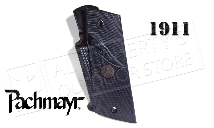 Pachmayr Grips for 1911 Pistols GM-45 #02919
