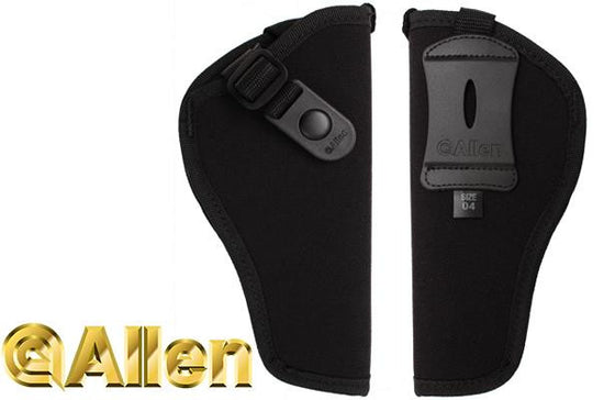 Allen Cortez Size 04 Nylon Holster for Large Frame Autos 44804
