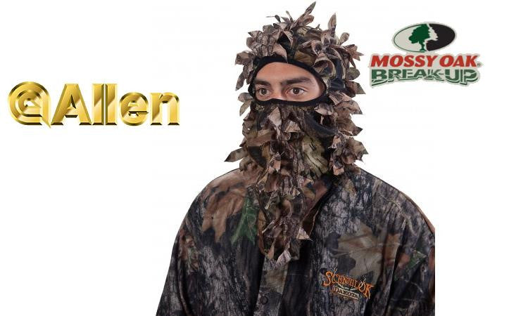 Allen Intruder Leafy Head Net in Mossy Oak Break-Up Camo 17573