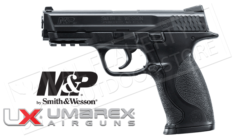 Umarex Air Pistol Smith & Wesson M&P .177 BB 480FPS #2255050