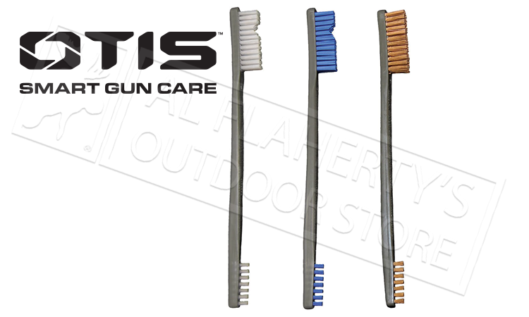 Otis 3-Pack of All Purpose Brushes #FG-316-3-NBBZ