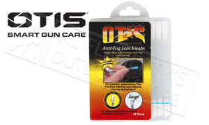 Otis Technology Crack Open Lens Swabs, 12 Pack #FG-242-12