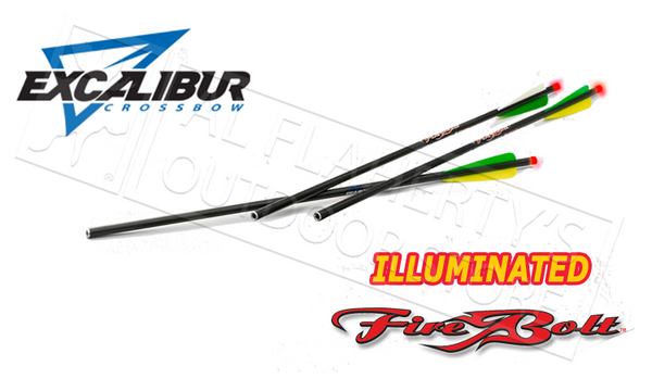 Excalibur Illuminated Firebolt Arrows 22CAVIL-3