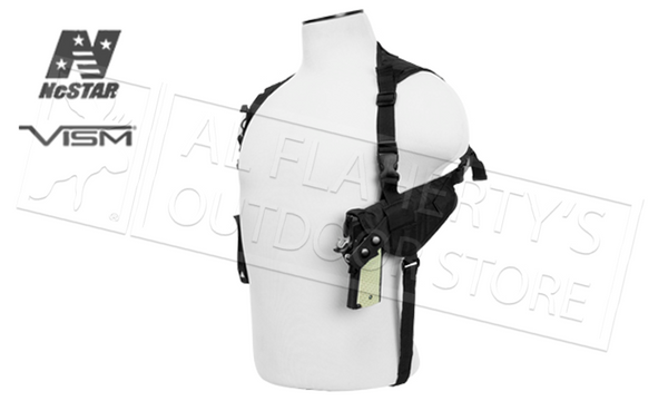 VISM Double Shoulder Holster CV2909