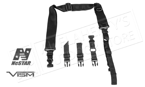NcStar VISM 2-Point Tactical Sling System AARS2PB