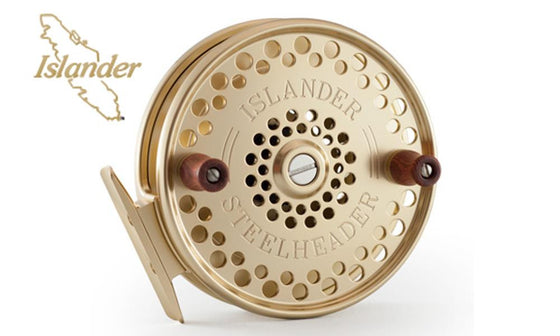 Islander IS  Centerpin Float Reel with ABEC-7 Bearings