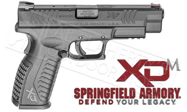 "Springfield Armory XD(M) 4.5"" Full Size 9mm #XDM9201HCE"