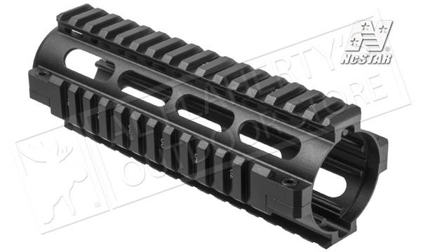 NcStar AR15 Carbine Length Quad Rail MAR4S