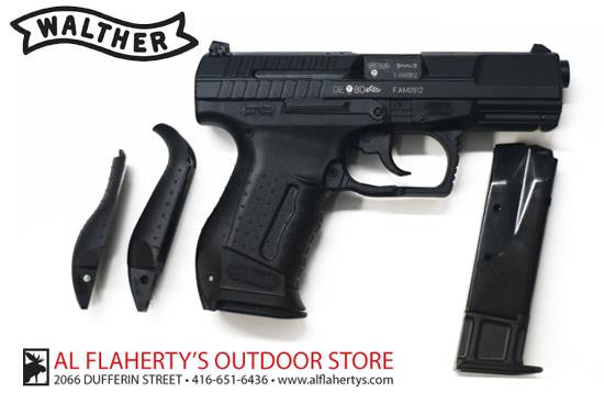Walther P99 9mm #2709716