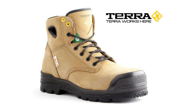 Terra Baron Workboot Metal Free 2924B