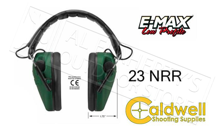 Caldwell E-Max Electronic Hearing Protection 574662