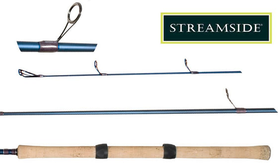 "Streamside Tranquility Float & Drift Rod, 11'6"", 2-Piece, STF1152"
