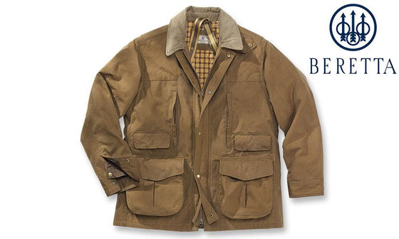 Beretta Waxed Cotton Field Jacket #GU1320610832