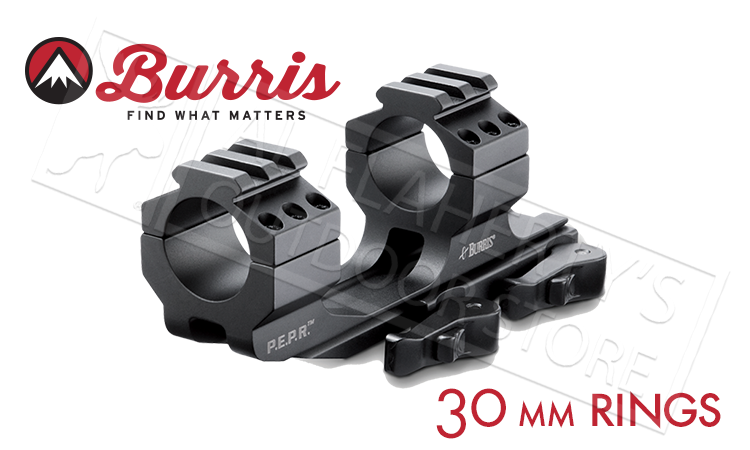 Burris AR PEPR Quick Detach 30mm Ring Mount #410342