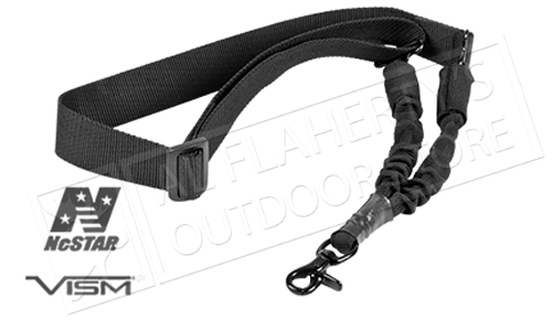 NcStar VISM Single Point Bungee Sling #AARS1P