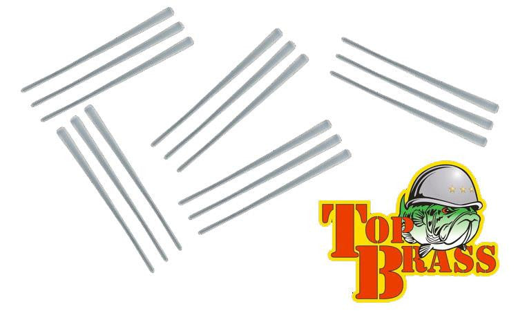 Top Brass The Bead Peg-It, Artificial Egg Securing Posts