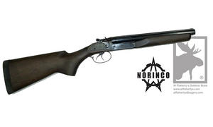 "Norinco JW2000 Coach Gun, 12 Gauge 12"" Barrel Shotgun"