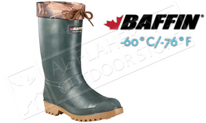 Baffin Trapper Boot, Forest Green, Rated to -60°C/-76°F #85620000