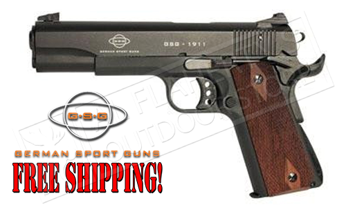 GSG 1911 Pistol, Rimfire Made in Germany
