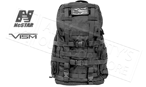 NcStar VISM Tactical 3-Day Backpack #CB3DB2920