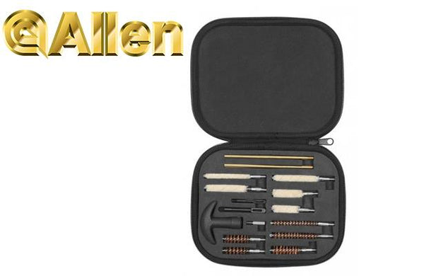 Allen Compact Handgun Cleaning Kit 70556