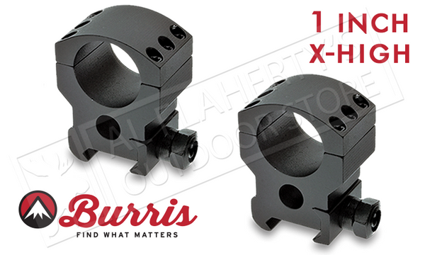 Burris Scope Ring XTR Extra High 420183