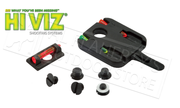 HiViz Mini-Comp #PM2011 for Vent Ribbed Shotguns with Removable Front Bead