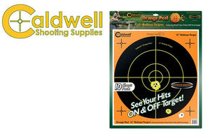 Caldwell Orange Peel Bullseye 121066