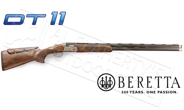 "Beretta DT11 Sporting 12 Gauge, 32"" Barrel, 3"" Chamber with Adjustable Stock"